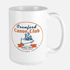 Cranford Canoe Club Mug
