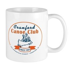 Cranford Canoe Club Small Mug
