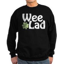 Wee Lad Shamrock Sweatshirt