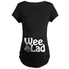Wee Lad Shamrock T-Shirt
