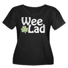 Wee Lad Shamrock T