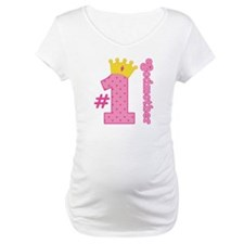 Number One Godmother Gift Shirt