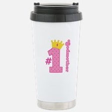 Number One Godmother Gift Travel Mug