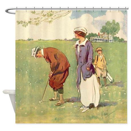 Vintage Golfer 73