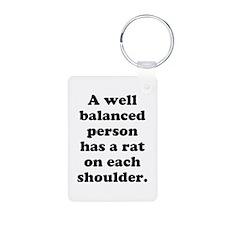 RC's Well Balanced Keychains
