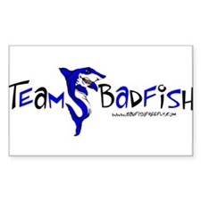 Badfish Decal