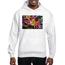 Peruvian Lily flowers Hoodie