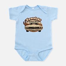 Kowalski Speed Shop Infant Bodysuit