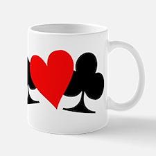 Poker signs Mug