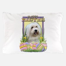 Easter Egg Cookies - Tulear Pillow Case