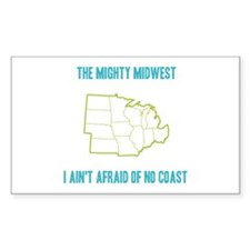 the Mighty Midwest Decal