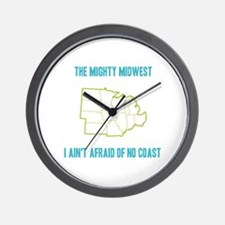 the Mighty Midwest Wall Clock