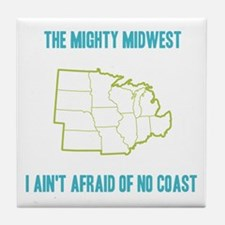 the Mighty Midwest Tile Coaster