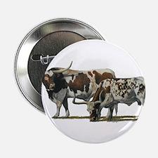 "Longhorns 2.25"" Button"