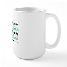 Gynecologic Cancer Support Mug