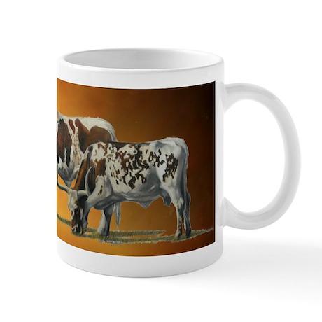 LongHorns Mug