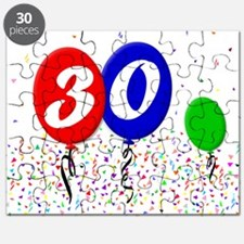 30th Birthday Puzzle