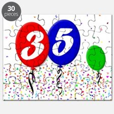 35th Birthday Puzzle