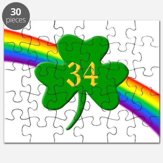 34th Shamrock Puzzle