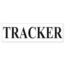 Tracker Car Sticker