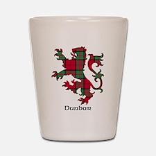 Lion - Dunbar Shot Glass