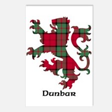 Lion - Dunbar Postcards (Package of 8)