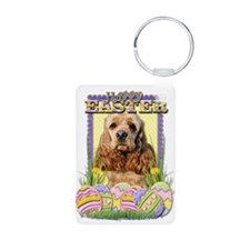 Easter Egg Cookies - Cocker Keychains
