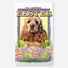 Easter Egg Cookies - Cocker Decal