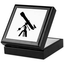 Telescope Keepsake Box