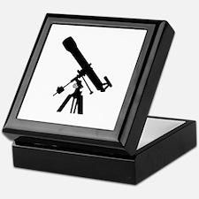 Telescope Keepsake Box