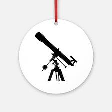 Telescope Ornament (Round)