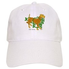 Cute Irish terrier Baseball Cap