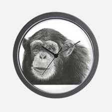 Cool Silly monkey Wall Clock