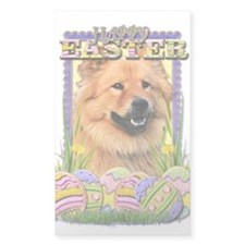 Easter Egg Cookies - Chow Decal