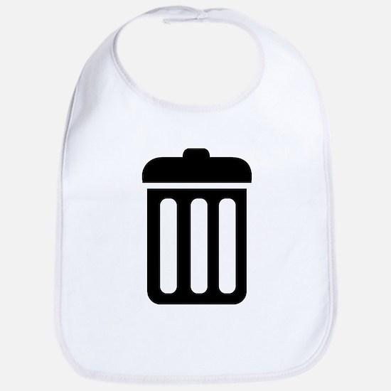 Trash bin Bib