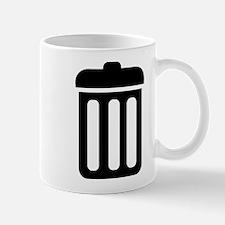 Trash bin Mug