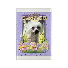Easter Egg Cookies - Crestie Rectangle Magnet (100