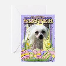Easter Egg Cookies - Crestie Greeting Card