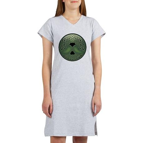 Cup of Green Women's Nightshirt