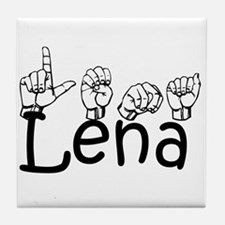 Lena Tile Coaster