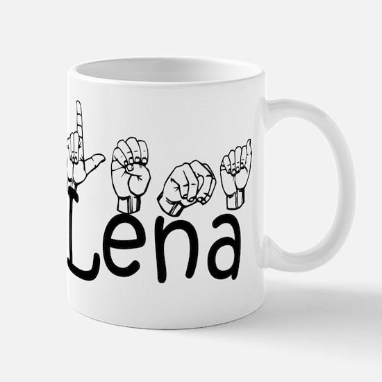 Lena Mug