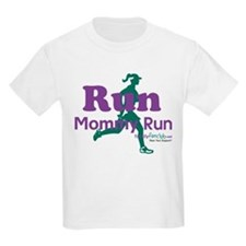 runMommy-TNT-with-icon T-Shirt