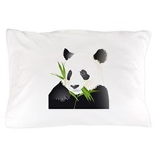 Panda Bear Pillow Case