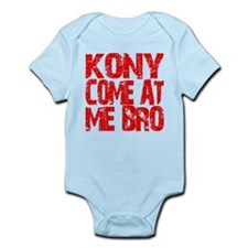 Kony Come at Me Bro Infant Bodysuit