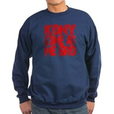 Kony Come at Me Bro Jumper Sweater
