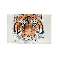 tiger Rectangle Magnet (100 pack)