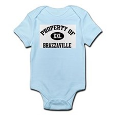 Property of Brazzaville Infant Creeper