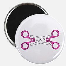 Scissoring Magnet