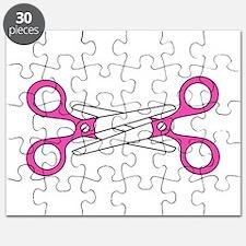 Scissoring Puzzle