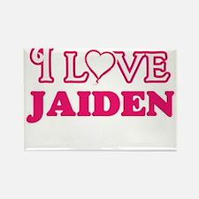 I Love Jaiden Magnets